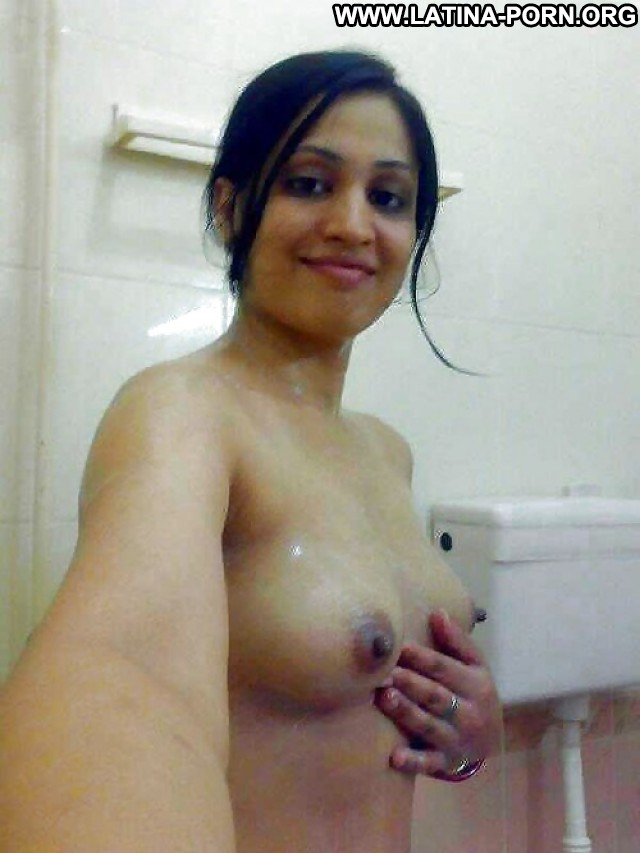 image Beautiful indian tamil girl with his boy friend in bath room